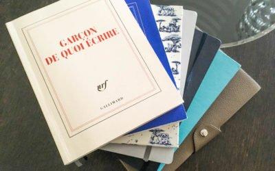 Le joli cahier de… Florence