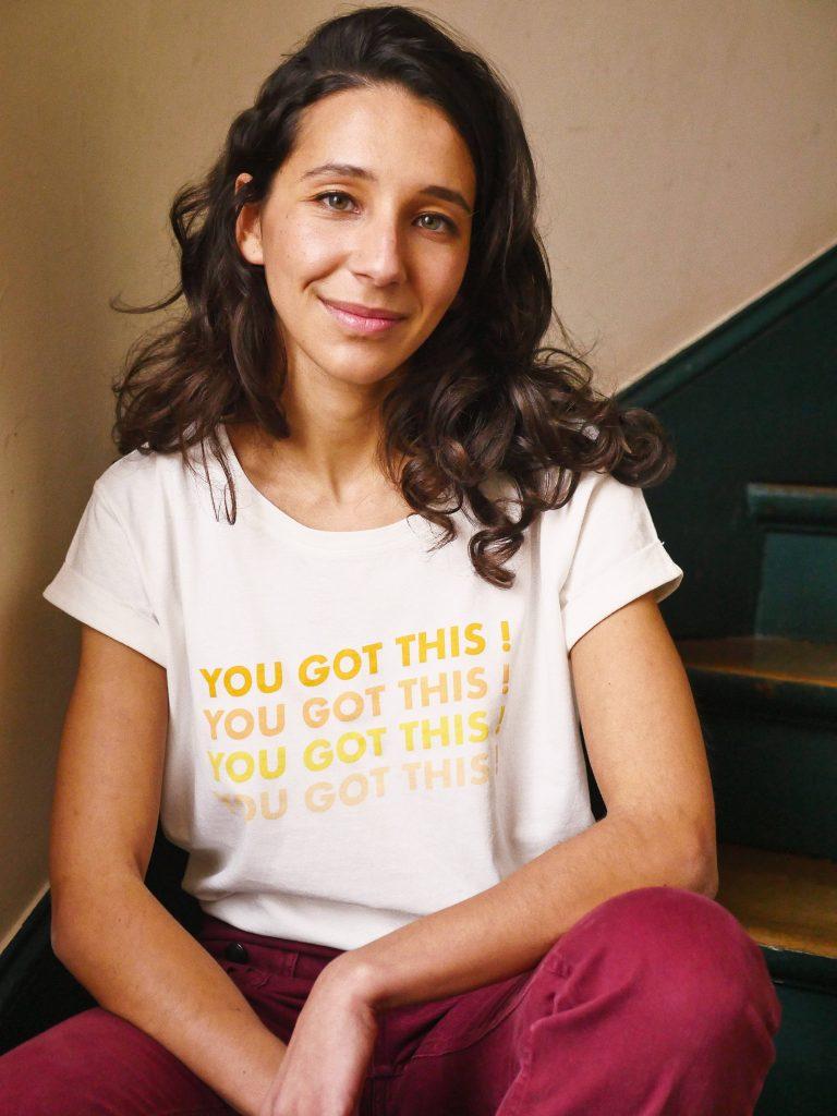 Siham Jibril créatrice de Génération XX