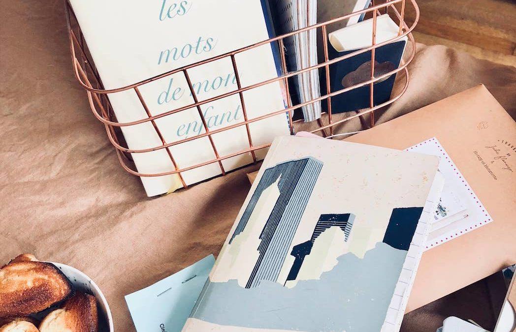Le joli cahier de… Julie
