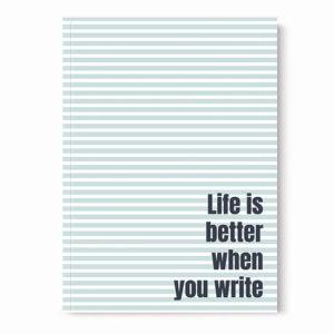 Les-Jolis-Cahiers-cahier-life-is-better-bleu