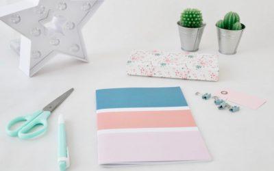 Comment assortir les couleurs de votre cahier personnalisé ?