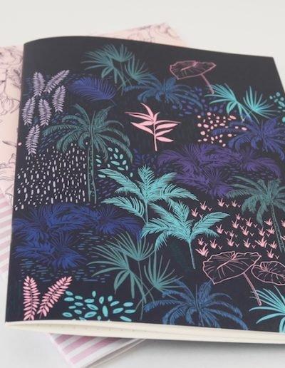les-jolis-cahiers-cahier-A5-jardin-exotique-pack