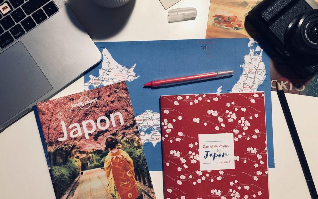 Comment écrire un carnet de voyage ?