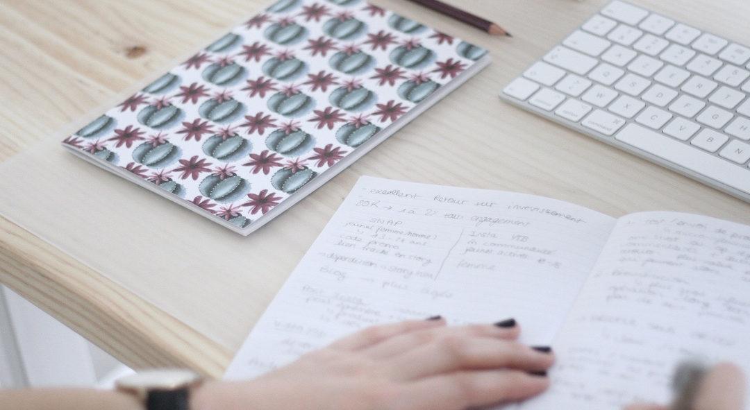 Trois méthodes pour une prise de notes efficace au travail