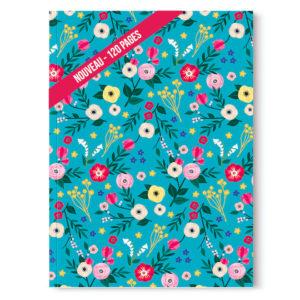 Les-Jolis-Cahiers-fleur-bleue-120-pages