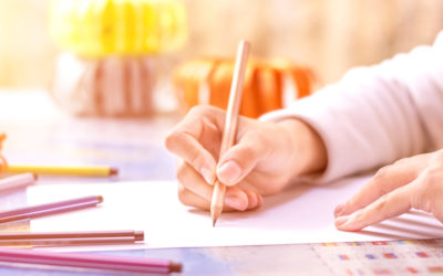 Comment occuper les enfant avec des activités d'écriture ludiques