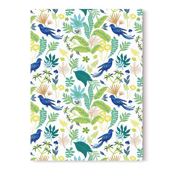 Cahier Les Oiseaux